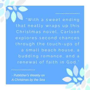 Christmas by the Sea blurb